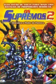 Os Supremos 2: Descubra o Poder da Pantera