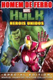 Homem de Ferro e Hulk – Super-Heróis Unidos