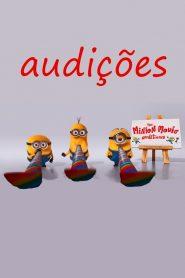 Minions Curta: Audições