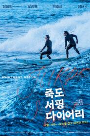 죽도 서핑 다이어리